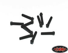 RC4WD Miniature Scale Hex Bolts (M2 x 10mm) (Black) RC4Z-S0623