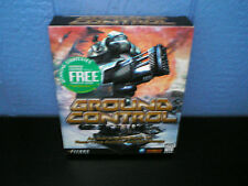 Ground Control  WIN 95/98  PC CD-ROM   NIB   NEW