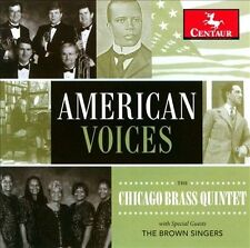 American Voices: The Chicago Brass Quintet, New Music