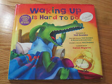 "Grammy Award Winner NEIL SEDAKA signed ""WAKING UP IS HARD TO DO"" 2010 HC Book BP"