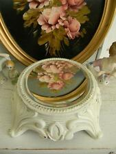 ~Fabulous Vintage Petite PLATEAU VANITY MIRROR for Display~Beveled Glass~