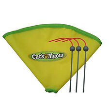 "Generic Undercover Mouse Replacement Spare Wand & 23"" Nylon Skirt for Cat's Meow"