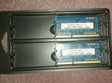 Hynix 4GB Kit 2x 2GB PC3-10600 DDR3 1333 204 Pin Laptops sodimm