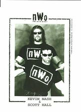 WcW promo photo allotment--TAG TEAMS OF WcW ~~ VINTAGE WcW CLASSIC