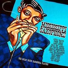 MISSISSIPPI SAXOPHONE (JOHN MAYALL, JAMES COTTON, ALAN WILSON,...) 2 CD NEU