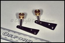 Pair of Med Vienna Clock Wall Stabilisers Screw Clockmakers Repair Service Parts