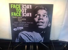 BABY FACE WILLETTE -Face to Face~ BLUE NOTE 84068 {nm japan} wGrant Green - RARE