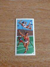 Rare Trade Card Goodies Olympics No 23 Decathlon M489