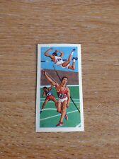 Rare Trade Card Goodies Olympics No 23 Decathlon M489