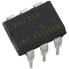 BRT23H Vishay Optokoppler 5,3kV 800V 2mA Optocoupler ZCD + Phototriac Out 856186