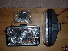 Peugeot 205 GTI CTI XS NEW driving lights lamps Mi16 306 fog d turbo