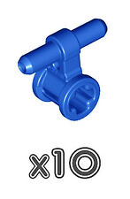 x10 Lego Pneumatic Hose CONNECTOR (technic,tubing,tube,air,pump,cylinder,valve)