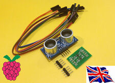 Rs-Pi SRF05 Ultrasonic sensor sets ,Logic Level converter cable for Raspberry Pi