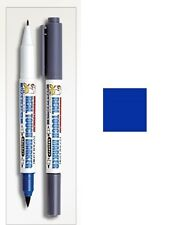 Gundam Marker GM403 Blue Real Touch GUNPLA Shading Pen GSI CREOS