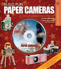 Build Fun Paper Cameras: Take Eye-Catching Pinhole Photos (A Lark Phot-ExLibrary