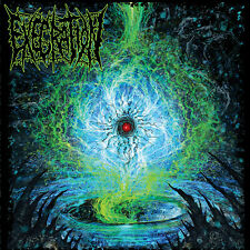 "EXECRATION ""The Acceptance of Zero Existence"" death metal CD"