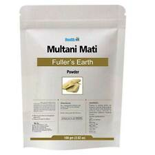 Healthvit Multani Mitti (Fuller's Earth) Powder 100gms