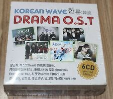 Korean Wave Drama O.S.T 6 CD Limited Edition - CITY HUNTER / You're Beautiful