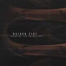 Ignoring the Guidelines by Raised Fist (CD, Oct-2004, Burning Heart)