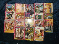 18 ' BARBIE ' STORY BOOKS Pub. GROLIER  H/B  * FREE UK POST *