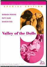 Valley of the Dolls [1967] (DVD, 2006, Special Edition) Sharon Tate/Patty Duke