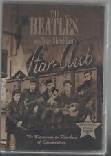 THE BEATLES WITH TONY SHERIDAN STAR CLUB DVD F.C.  SEALED!!