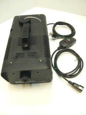 fog machine: TESTED & WORKS; Heshan Lide model FM-400P; 400 Watts, remote switch