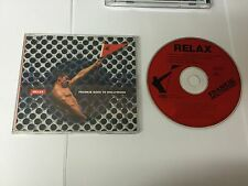 "Frankie Goes To Hollywood Relax CD single (CD5 / 5"") German 4509-93384-2 ZTT"