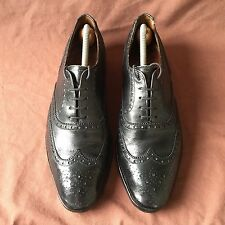 VINTAGE NEW & Lingwood incorporating Poulsen, Skone uomo & Co Tg UK 7.5