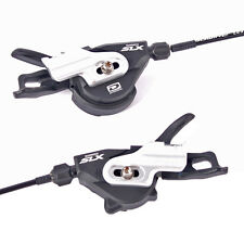 Shimano SLX ST-M670 MTB Shifter Set 2/3 x 10-speed Take-off
