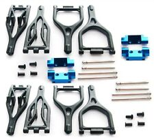 Associated 1/8 Monster GT MGT 8.0 FRONT & REAR SUSPENSION ARMS HINGE PINS MOUNTS