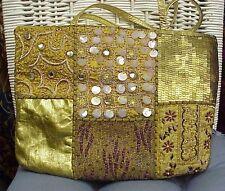 CHRISTIANA designer beaded handbag/purse/tote/shoulder bag