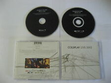 Coldplay live 2003 - CD Compact Disc