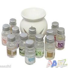 OLIO in ceramica bruciatore & 12 Scents TEA LIGHT FRAGRANZA Tart Aromaterapia Scents Home