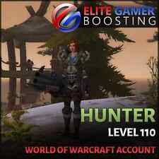 WoW Account Gladiator Hunter Jäger 110 Legion WQ + 3rd Artifact