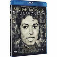 Blu Ray  MICHAEL JACKSON THE LIFE OF AN ICON *** (+ 90 Min di Interviste) ***NEW