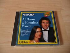 CD Al Bano & Romina Power - Felicita - Gold Serie