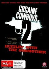 Cocaine Cowboys 2: Hustlin' with the Godmother DVD NEW