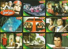 Captain Scarlet TV Series Full 72 Card Base Set of Trading Cards from Cards Inc.