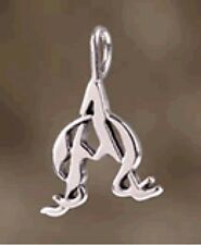 """Everything"" Remember Me Jewelry Sterling Silver 1.25"" Pendant"