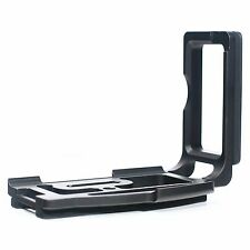Quick Release L Plate Bracket For NIKON D800 D800E Body Only Arca Fit