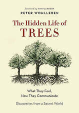 The Hidden Life of Trees by Peter Wohlleben Book   NEW Free Post AUS