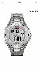 Timex Ironman T56371 Stranger Than Fiction Collectors Stainless Steel Watch