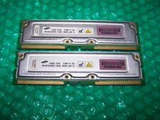 1GB RIMM SAMSUNG PC800-45 RAMBUS RDRAM, Fully Tested