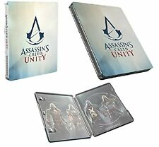 Assassin's Creed Unity Collectible Steelbook G2 (Video Game PS3 PS4 XBOX) NEW