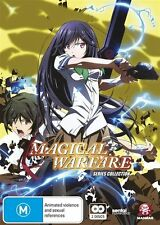 Magical Warfare Series Collection NEW R4 DVD