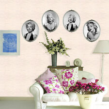 Marilyn Monroe Portrait Wall Decal Sticker Removable Art Vinyl Mural Home Decor