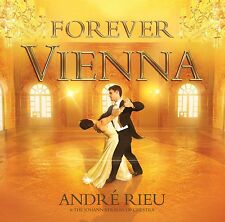 ANDRE RIEU FOREVER VIENNA CD WALTZ MUSIC & LIVE AT THE ROYAL ALBERT HALL DVD