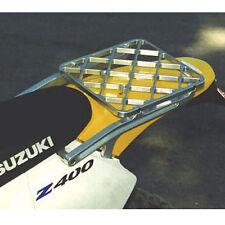 Pro Moto Billet Rear Cargo Rack Suzuki DRZ 400E Offroad 00 01 02 03 04 05 06 07