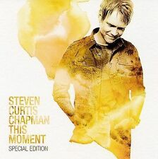 This Moment (Special Edition) by Steven Curtis Chapman (CD, Oct-2007, Sparrow Re